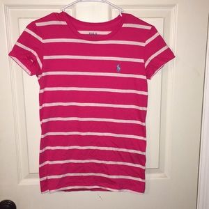 Polo Striped Short Sleeve